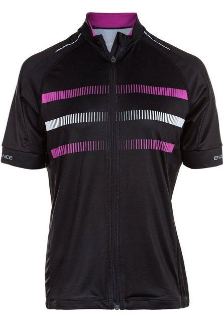 ENDURANCE Radtrikot »BEATRICE W Bike S/S Shirt« mit praktischer Rückentasch günstig online kaufen