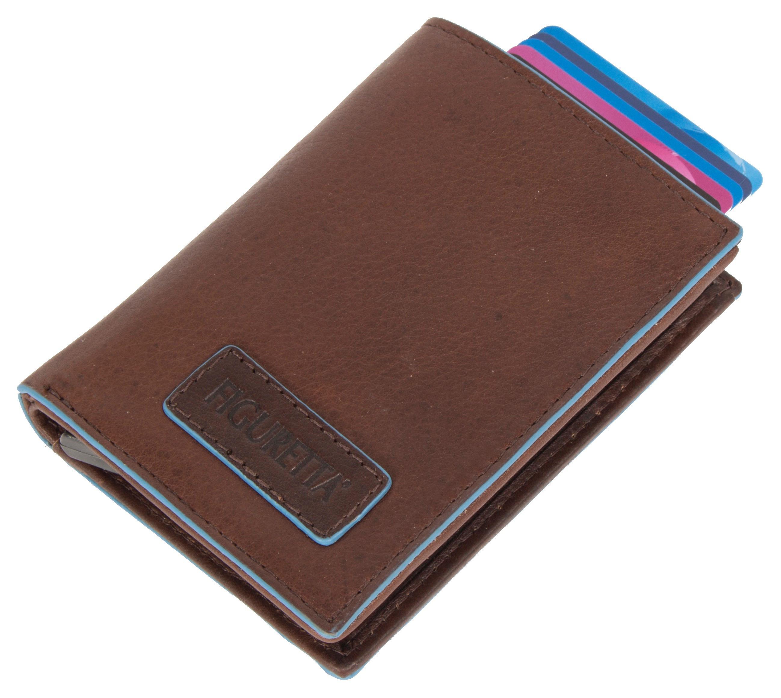 Figuretta Mini Geldbörse, Kartenetui mit RFID Rechnologie günstig online kaufen