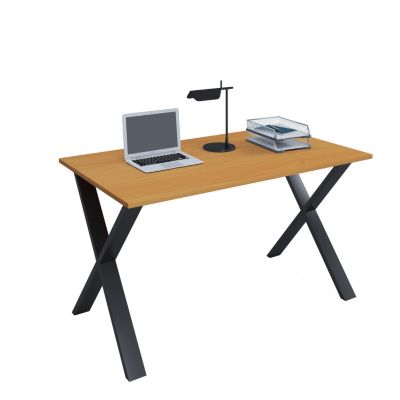 """VCM """"Schreibtisch Computertisch Arbeitstisch Büro Möbel PC Tisch """"""""Lona X"""""""" günstig online kaufen"""