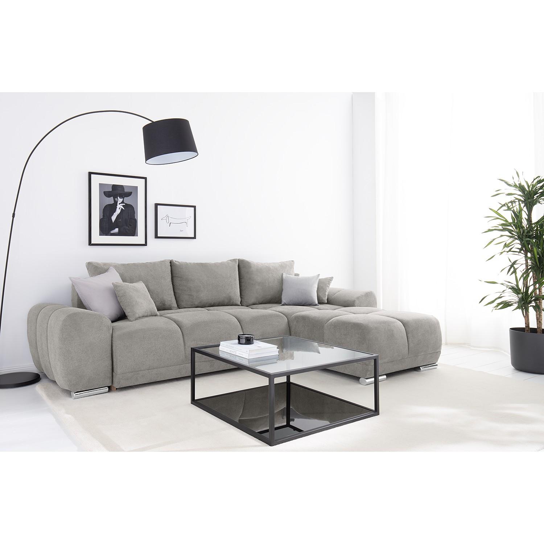 home24 Ecksofa Westwell (mit Schlaffunktion) günstig online kaufen