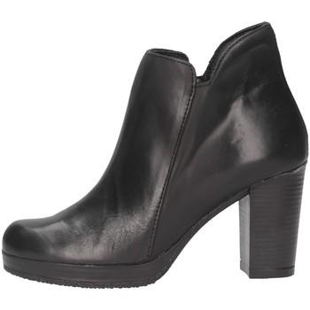 Made In Italia  Ankle Boots 309 TROCHETTO Stiefeletten Frau schwarz günstig online kaufen