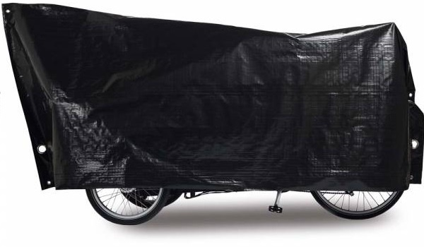 Dreirad Fall Cargo 295 X 120 Cm Schwarz günstig online kaufen
