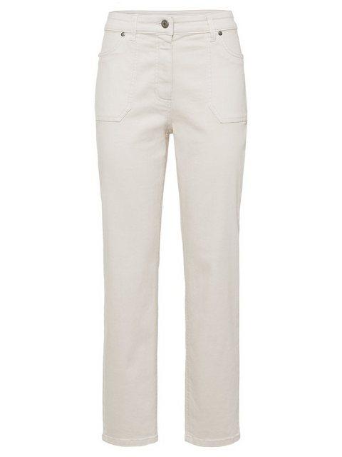 Olsen Straight-Jeans, mit aufgesetzten Taschen günstig online kaufen