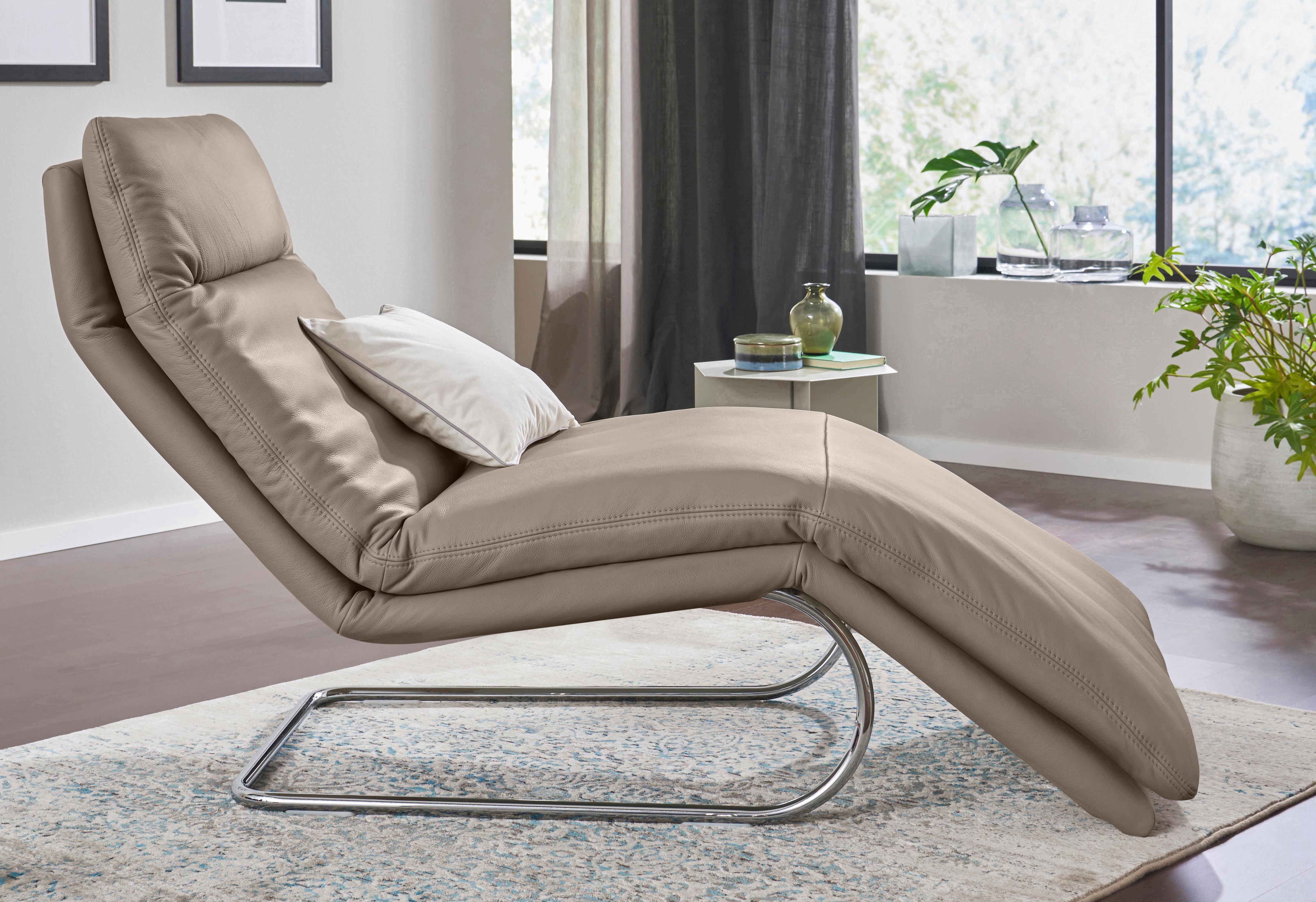 W.SCHILLIG Relaxliege jill, mit Wippfunktion, inklusive Rücken-, Fußteil- & günstig online kaufen