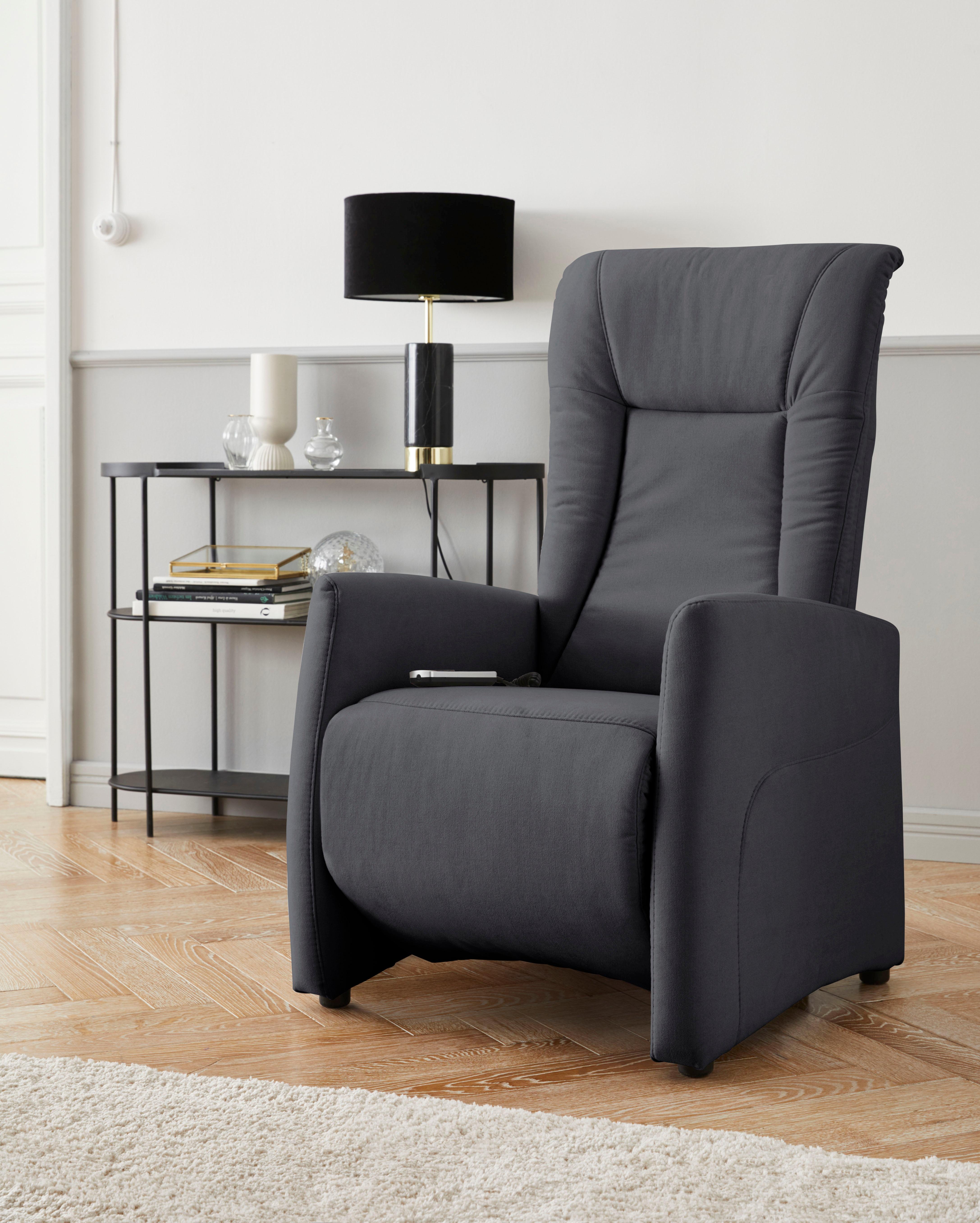 sit&more TV-Sessel Melissa, wahlweise elektrisch oder manuell verstellbar, günstig online kaufen