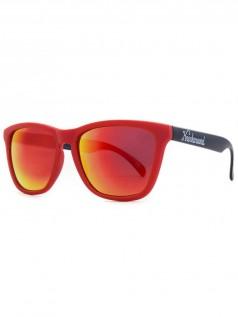 Knockaround Unisex Sonnenbrille Collegiate (rot) günstig online kaufen