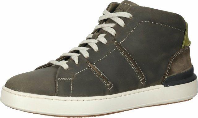Clarks »Leder« Sneaker günstig online kaufen