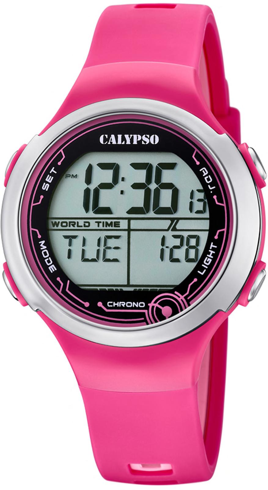 CALYPSO WATCHES Digitaluhr Digital Crush, K5799/3 günstig online kaufen