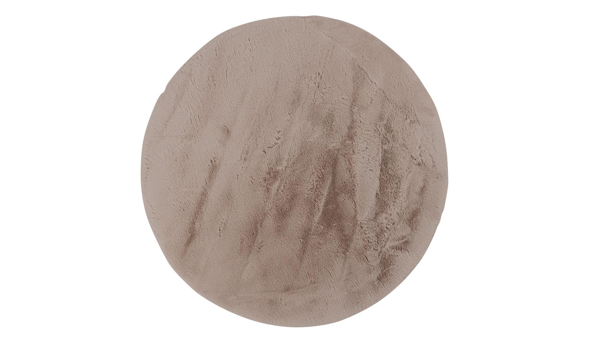 Teppich  Galaxy ¦ grau Ø: 120 Teppiche > Kinderteppiche - Höffner günstig online kaufen