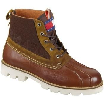 Tommy Hilfiger  Herrenstiefel Tommy Jeans Light Duckboot Winter günstig online kaufen