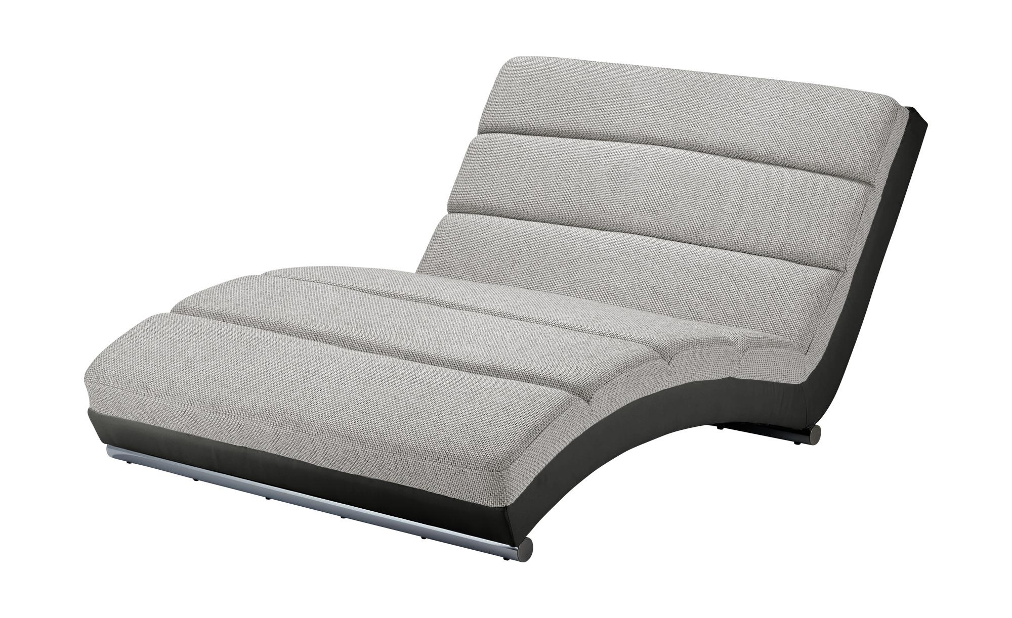 switch Relaxliege  Holiday - grau - Polstermöbel > Relaxliegen - Möbel Kraf günstig online kaufen