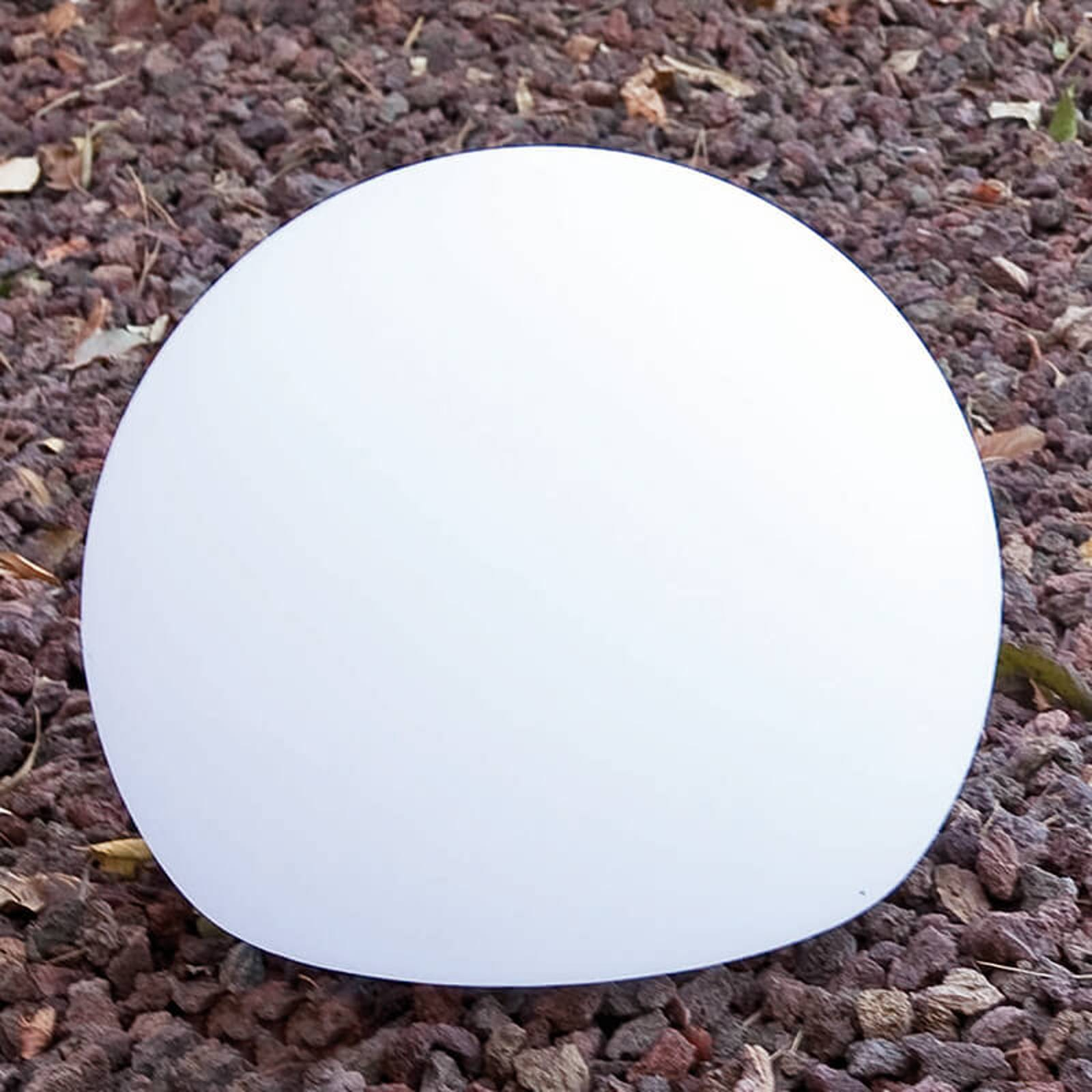 Kugelförmige Außendekorationleuchte Balda, 40 cm günstig online kaufen