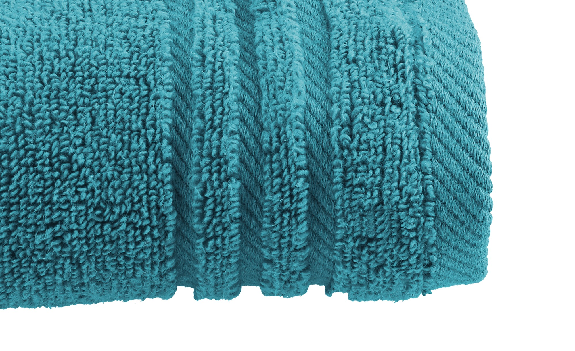 LAVIDA Gästetuch  Soft Cotton ¦ türkis/petrol ¦ reine Micro-Baumwolle Badte günstig online kaufen