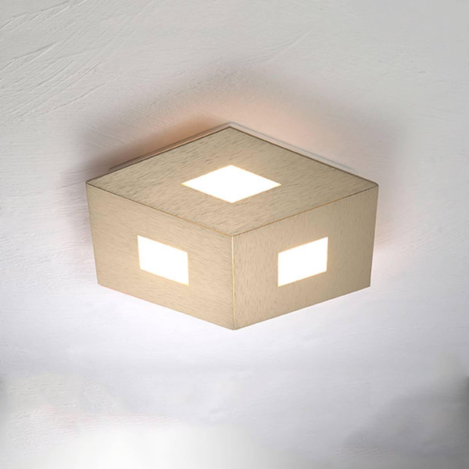 Bopp Box Comfort LED-Deckenleuchte gold 35cm günstig online kaufen