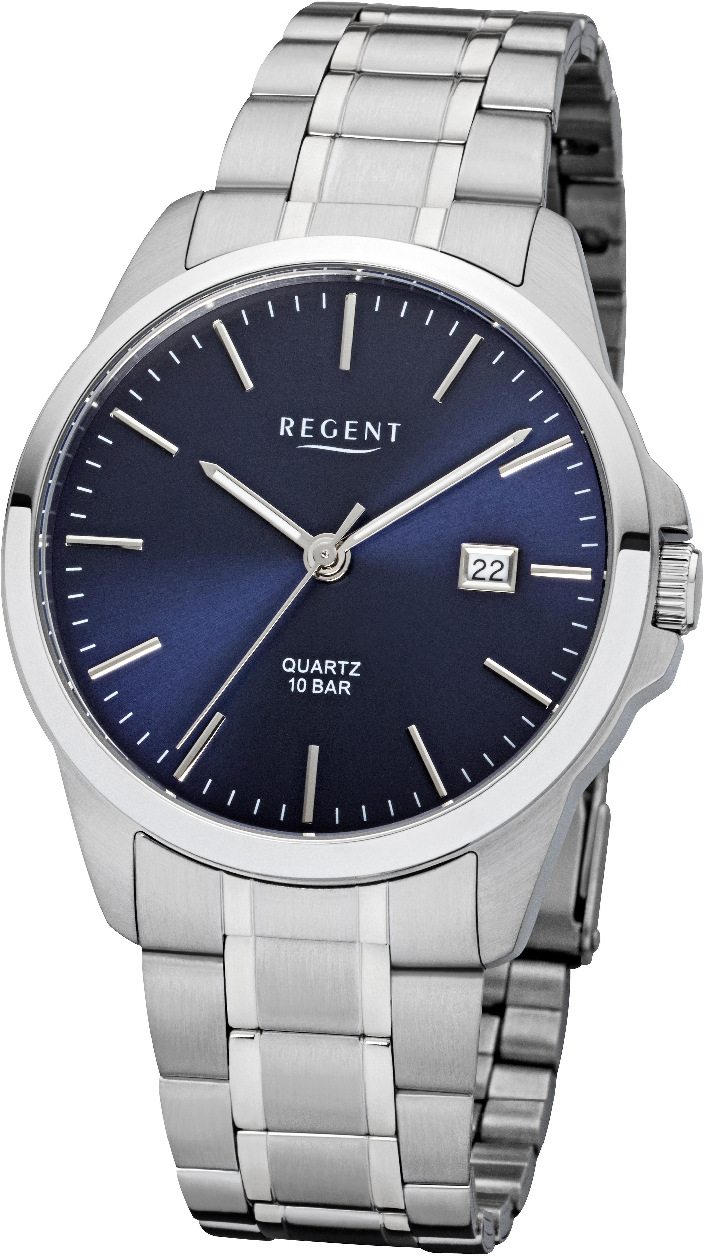 Regent Quarzuhr »11150643« günstig online kaufen