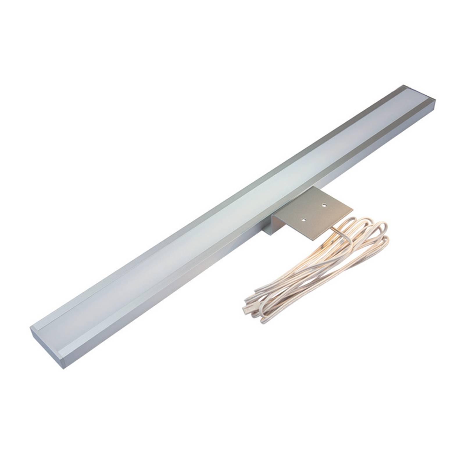 LED-Schrankaufbauleuchte Lugano 3.000K, 45 cm günstig online kaufen