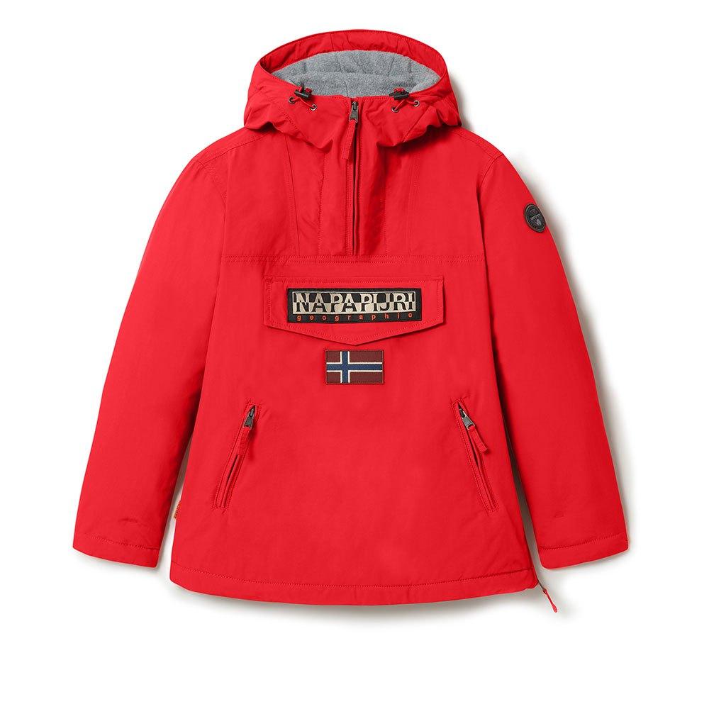Napapijri Rainforest W Pkt 3 Jacke XXL Red Tango günstig online kaufen