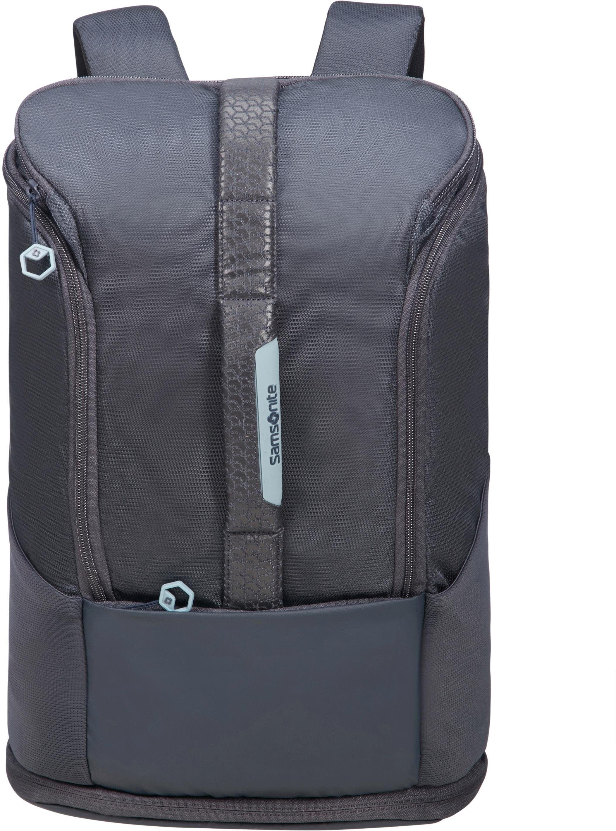 Samsonite Laptoprucksack Hexa-Pack Sport, shadow blue, M günstig online kaufen