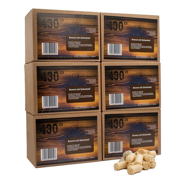 Natur-anzünder 9 Kg Ca. 900 Stk. Für Kamine, Grill & Ofen - Premium-holz & günstig online kaufen