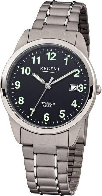 Regent Titanuhr F1293 - 1310.90.97 günstig online kaufen