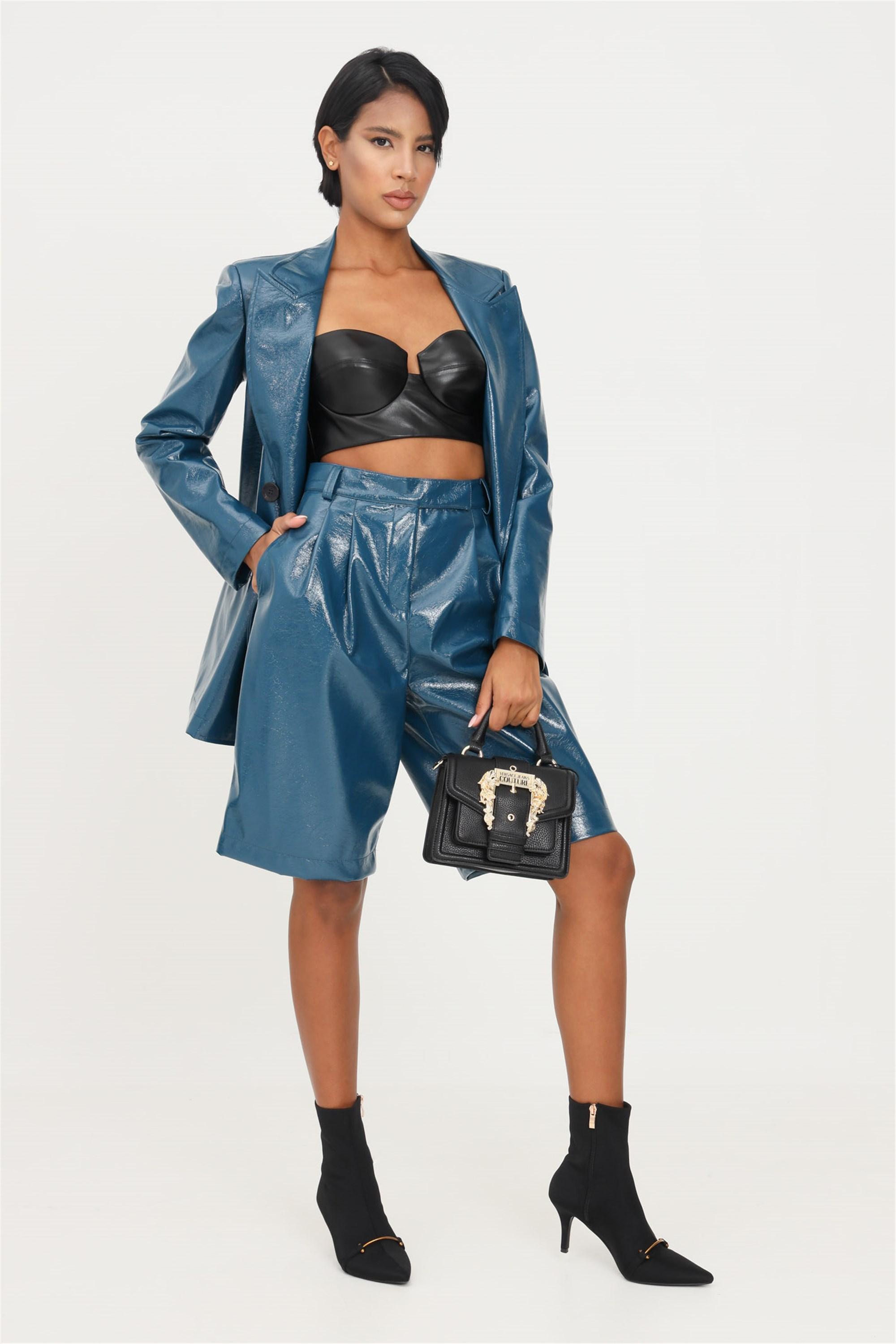 matilde couture Shorts Unisex teal günstig online kaufen
